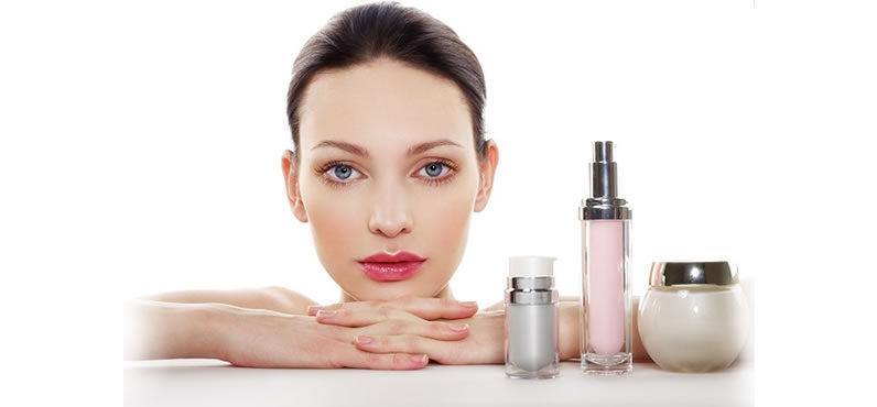 Cosméticos y productos para el cuidado de la piel